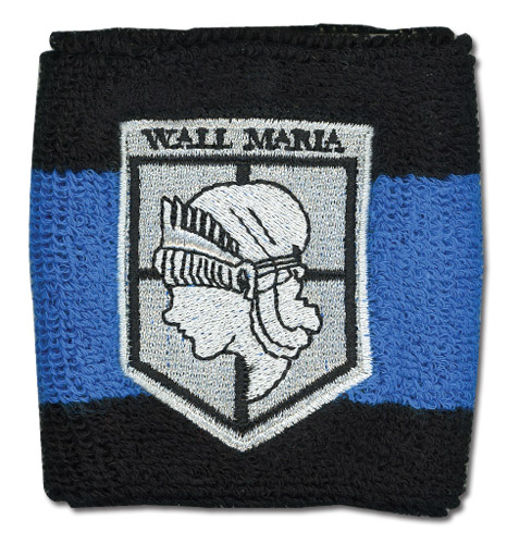 Attack On Titan - Wall Maria Wristband, an officially licensed product in our Attack On Titan Wristbands department.