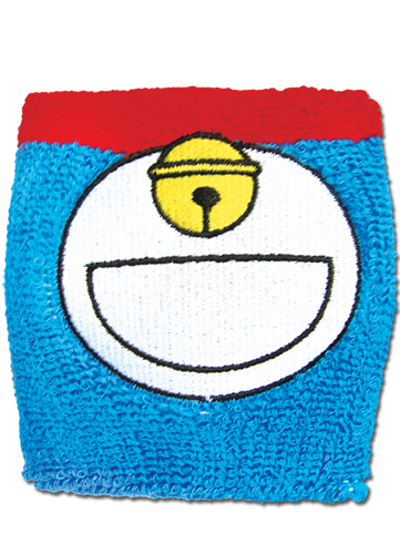 Doraemon - Doraemon Body Wristband officially licensed Doraemon Wristbands product at B.A. Toys.