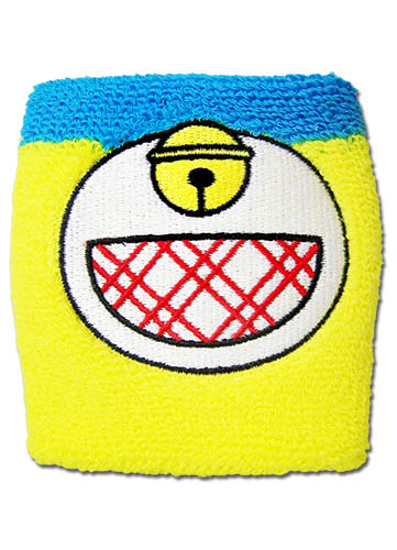 Doraemon - Dorami Body Wristband officially licensed Doraemon Wristbands product at B.A. Toys.