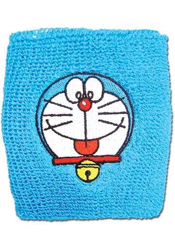Doraemon - Doraemon Face Wristband officially licensed Doraemon Wristbands product at B.A. Toys.