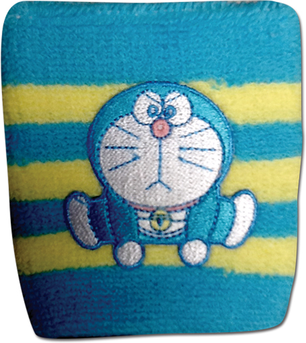 Doraemon - Doraemon Splits Wristband officially licensed Doraemon Wristbands product at B.A. Toys.