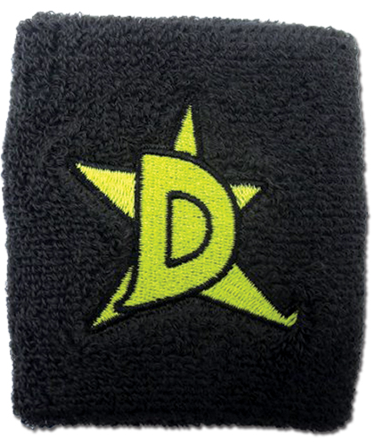 Space Dandy - D-Star Wristband officially licensed Space Dandy Wristbands product at B.A. Toys.