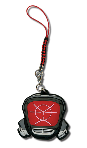 Flcl Canti Pvc Cell Phone Charm, an officially licensed product in our Flcl Costumes & Accessories department.