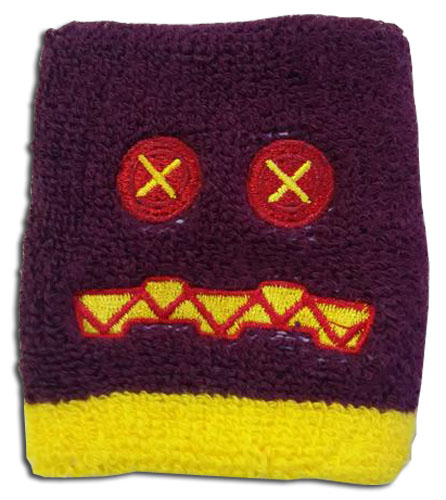 Konosuba - Megumin Hat Wristband officially licensed Konosuba Wristbands product at B.A. Toys.
