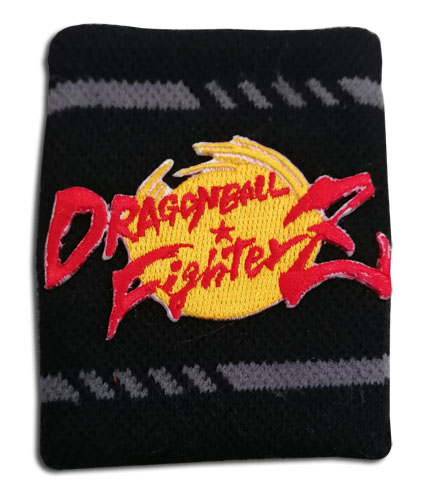 Dragon Ball Fighterz - Logo Wristband, an officially licensed product in our Dragon Ball Fighter Z Wristbands department.
