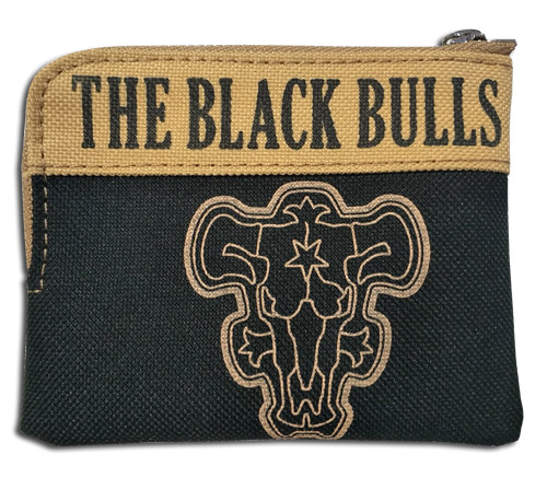 Black Clover - The Black Bulls #4 Wallet, an officially licensed product in our Black Clover Wallet & Coin Purse department.