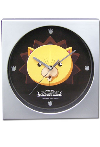Bleach Kon Square Clock officially licensed product at B.A. Toys.