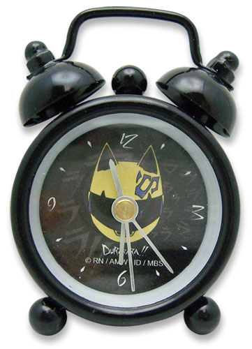 Durarara!! Celty Mini Desk Clock, an officially licensed Durarara Clock