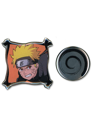Naruto Shippuden Naruto Symbol Pin Set, an officially licensed product in our Naruto Shippuden Pins & Badges department.