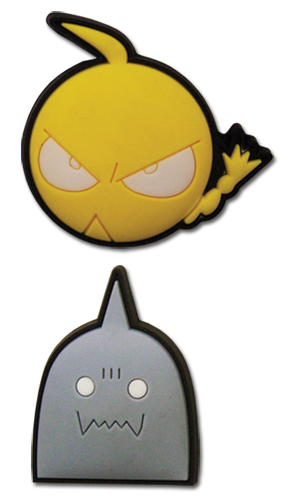 Fma Brotherhood Ed & Al Pin Set officially licensed product at B.A. Toys.