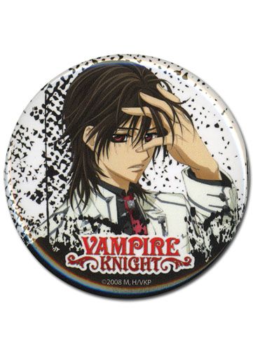 Vampire Knight Kaname Button officially licensed product at B.A. Toys.