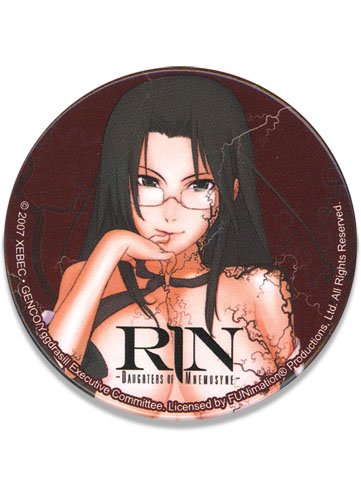 Rin Rin Button, an officially licensed product in our Everything Else Buttons department.