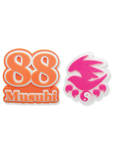 Sekirei Sekirei Pvc Pinset, an officially licensed product in our Sekirei Pins & Badges department.