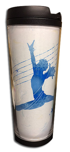 Yuri On Ice!!! - Yuri Sketch Tumbler officially licensed Yuri!!! On Ice Mugs & Tumblers product at B.A. Toys.