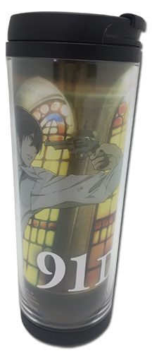 91 Days - Key Art Tumbler, an officially licensed product in our 91 Days Mugs & Tumblers department.