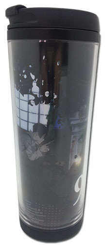 91 Days - Avilio & Nero Tumbler, an officially licensed product in our 91 Days Mugs & Tumblers department.