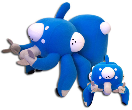 Ghost In The Shell - Sac Tachikoma Plush, an officially licensed product in our Ghost In The Shell Plush department.