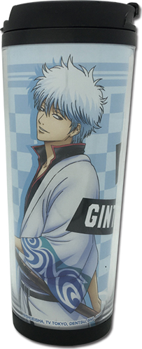 Gintama S3 - Gintoki Tumbler officially licensed Gintama Mugs & Tumblers product at B.A. Toys.