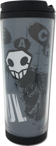 Bleach - Ichigo Tumbler, an officially licensed product in our Bleach Mugs & Tumblers department.
