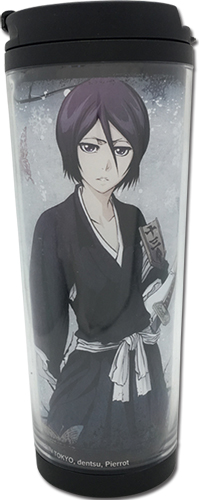 Bleach - Rukia Tumbler officially licensed Bleach Mugs & Tumblers product at B.A. Toys.