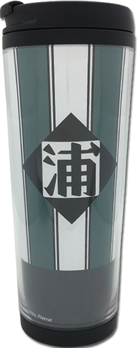 Bleach - Kisuke Symbol Tumbler, an officially licensed product in our Bleach Mugs & Tumblers department.