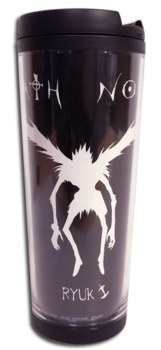 Death Note - Ryuk Tumbler, an officially licensed product in our Death Note Mugs & Tumblers department.