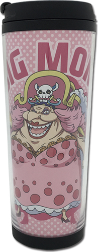 One Piece - Sd Big Mom Tumbler officially licensed One Piece Mugs & Tumblers product at B.A. Toys.
