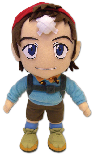 Flcl Naota Plush, an officially licensed FLCL Plush