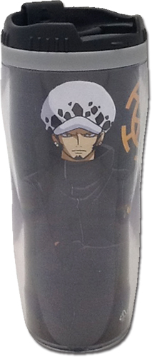 One Piece - Law Tumbler, an officially licensed product in our One Piece Mugs & Tumblers department.