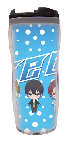 Free! - Sd Group Tumbler, an officially licensed product in our Free! Mugs & Tumblers department.