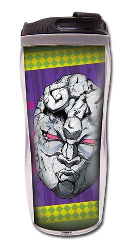 Jojo - Stone Mask Tumbler, an officially licensed product in our Jojo'S Bizarre Adventure Mugs & Tumblers department.