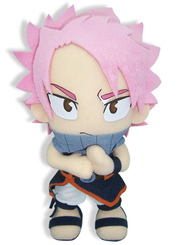 Fairy Tail Natsu Plush, an officially licensed product in our Fairy Tail Plush department.