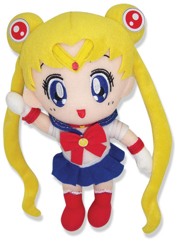 Sailormoon Sailor Moon Plush, an officially licensed product in our Sailor Moon Plush department.