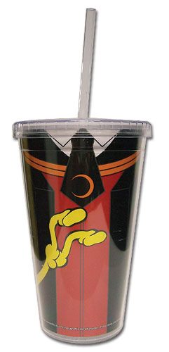 Assassination Classroom - Koro Sensei Clothes Tumbler W/ Straw, an officially licensed Assassination Classroom product at B.A. Toys.