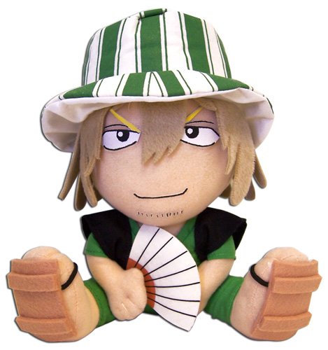 Bleach Kisuke Plush, an officially licensed product in our Bleach Plush department.