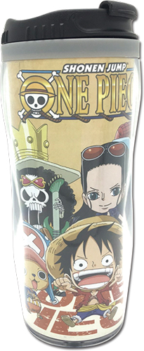 One Piece -Sd Group Tumbler, an officially licensed product in our One Piece Mugs & Tumblers department.
