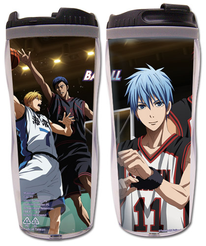 Kuroko'S Basketball - Group# 1 Tumbler officially licensed Kuroko'S Basketball Mugs & Tumblers product at B.A. Toys.