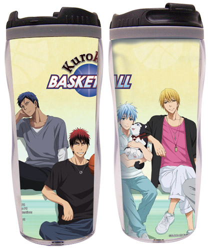 Kuroko'S Basketball - Group #2 Tumbler officially licensed Kuroko'S Basketball Mugs & Tumblers product at B.A. Toys.