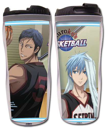 Kuroko'S Basketball - Group #3 Tumbler officially licensed Kuroko'S Basketball Mugs & Tumblers product at B.A. Toys.