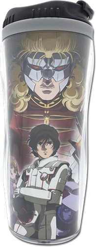 Gundam Uc - Group Tumbler officially licensed Gundam Uc Mugs & Tumblers product at B.A. Toys.