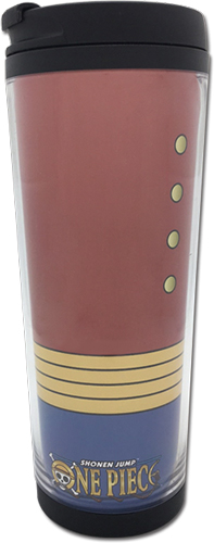 One Piece - Luffy Tumbler, an officially licensed product in our One Piece Mugs & Tumblers department.