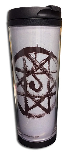Fullmetal Alchemist - Al Blood Mark Tumbler officially licensed Fullmetal Alchemist Mugs & Tumblers product at B.A. Toys.