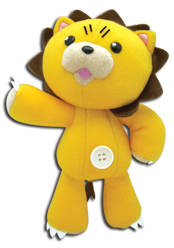 Bleach Kon 8.5 Arm Sticking Out Plush, an officially licensed Bleach product at B.A. Toys.