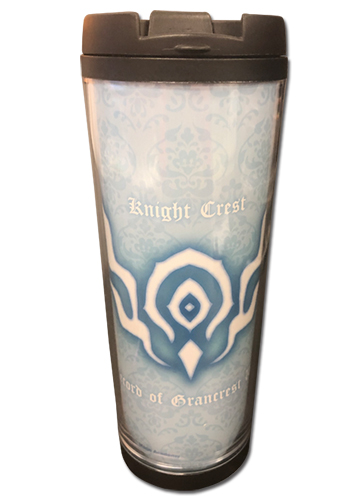 Record Of Grancrest War - Grancrest Symbtoltumbler officially licensed Record Of Grancrest War Mugs & Tumblers product at B.A. Toys.