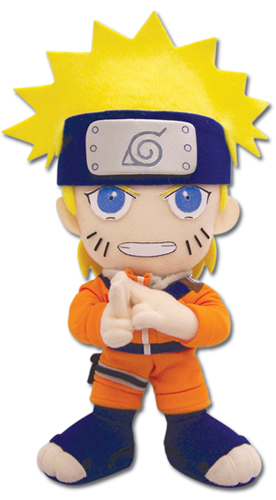 Naruto Naruto Plush, an officially licensed product in our Naruto Plush department.