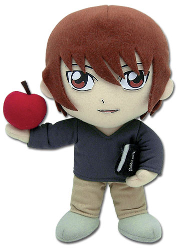 Death Note Light Plush, an officially licensed Death Note Plush