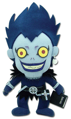 Death Note Ryuk Plush, an officially licensed product in our Death Note Plush department.