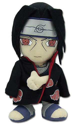 Naruto Itachi Plush, an officially licensed product in our Naruto Plush department.