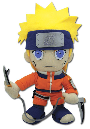 Naruto Kusari Gama Plush, an officially licensed product in our Naruto Plush department.