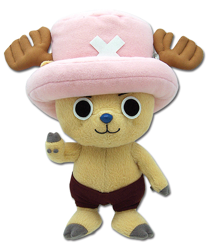 One Piece Chopper Plush officially licensed product at B.A. Toys.